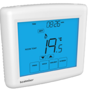 PHP: Interfacing with HeatMiser WiFi thermostats