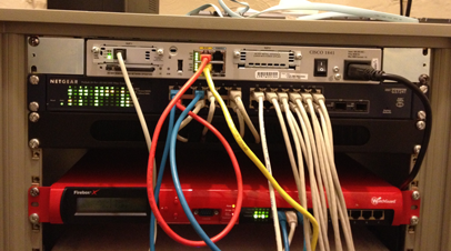 Setting up a failover ADSL connection on a Cisco Router