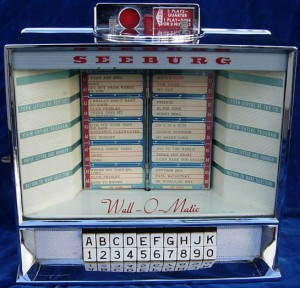 Seeburg Wall-O-Matic 100