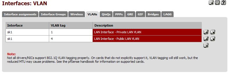 """Creating a """"Guest Wifi"""" with 802 1Q VLAN Tagging in pfSense and DD-WRT"""
