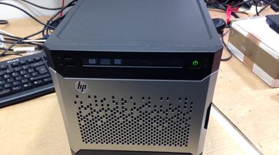 HPE ProLiant Gen8 G1610T