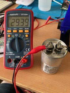CBB65 Compressor Capacitor